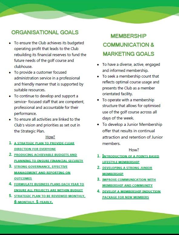 Strategic plan page 2